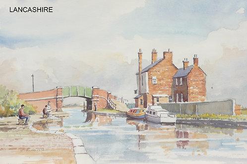 Leeds & Liverpool Canal, Abram, 1978