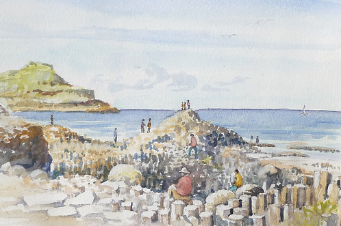 The Giant's Causeway, 2015