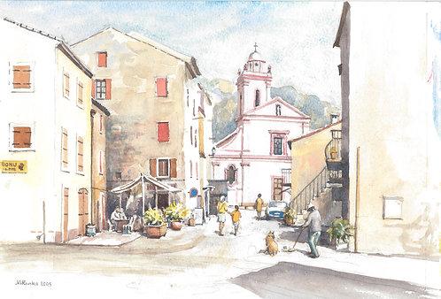 Piana near Porto, 2005