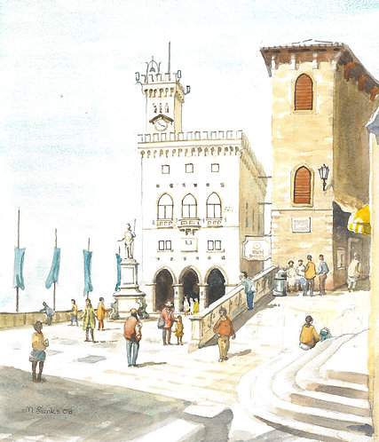 San Marino, 2008