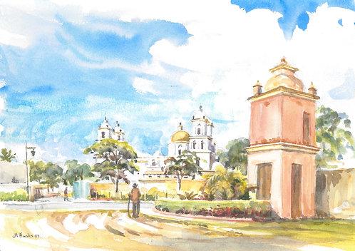 The Basilica of Esquipulas, 2009