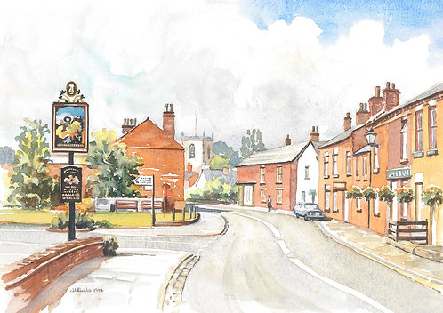 Croston near Preston, 1994