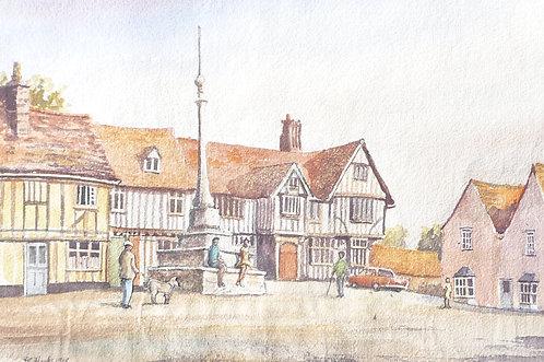 Lavenham, Suffolk, 1968