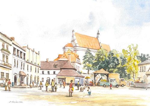 Kazimierz, 1992