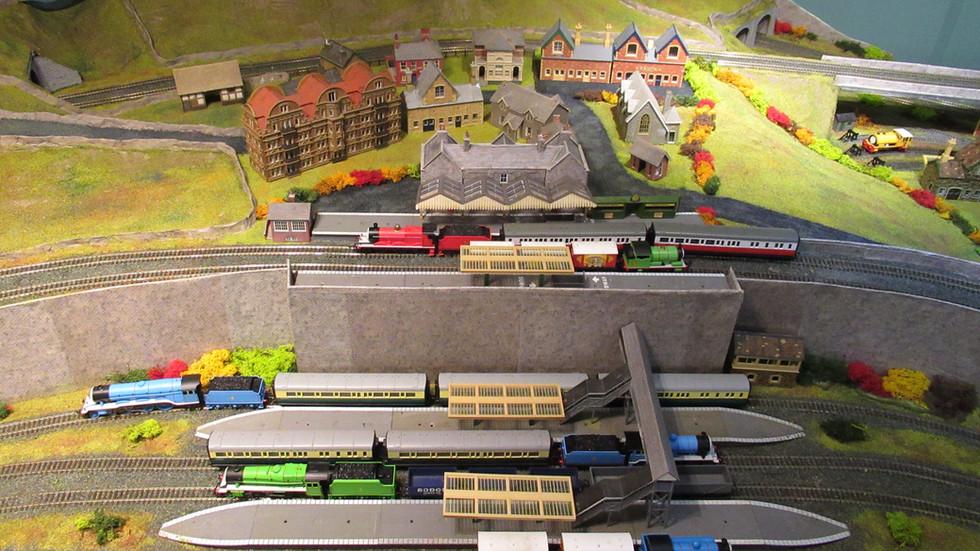 Wildlife Haven Hands-On Model Railway..