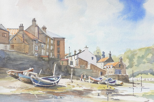 Staithes, 2007