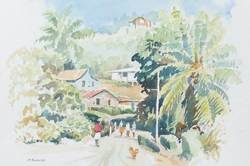 Village of Marigot, 1991