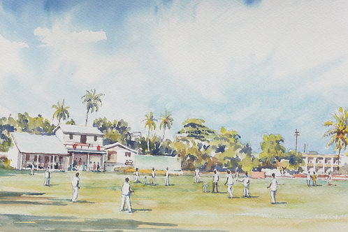 Cricket at St Lawrence, 2003