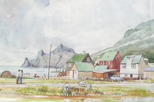 Elduvik, 1983