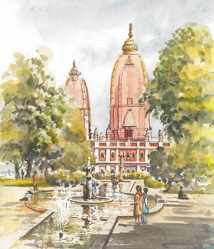 Birla Hindu Temple