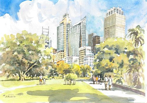 Sydney, 2008