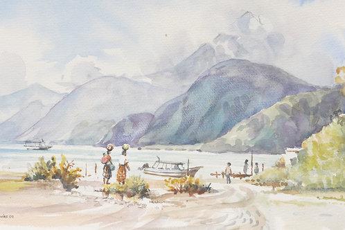 Lake Atitlan, 2009