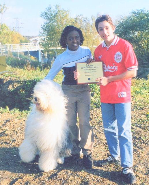 ICI Environmental Teamwork Awards 1998 1