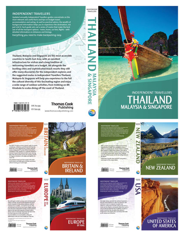 Thomas Cook Independent Travellers series of guide books
