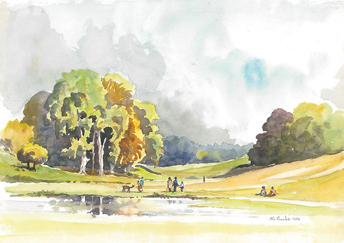 Knole Park, Sevenoaks, 1970