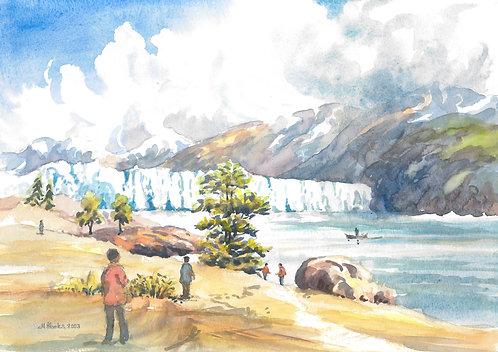 Perito Moreno Glacier, El Calafate, 2003