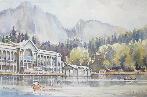 Lake, 1963