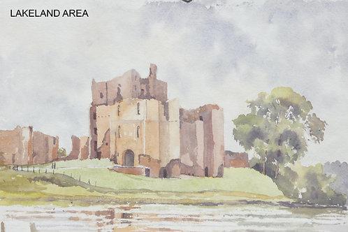 Brovocum Castle near Penrith, 1976