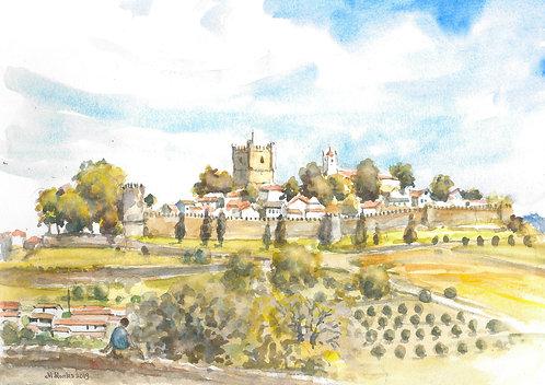 Castelo de Braganca (A), 2019