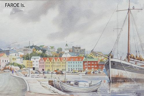 Tórshavn, 1983