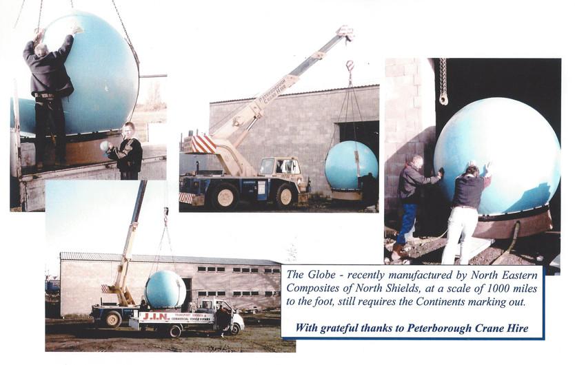 Globe for Globe Hall Earth Centre.jpg
