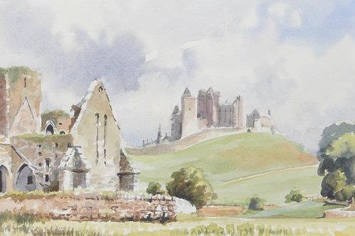 The Rock of Cashel, 1980