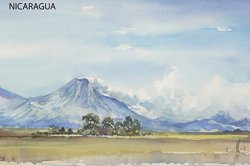 Volcanoes in the north, 1976