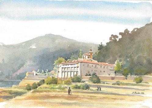 Machairas Monastery, 1984