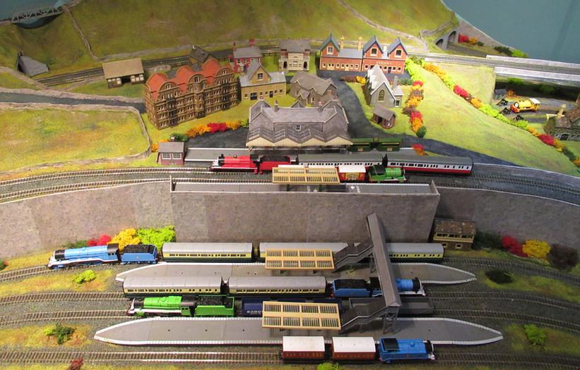 Wildlife Haven Hands-On Model Railway...
