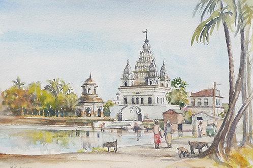 Puthia Temple near Rajshahi, 2015