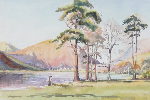 Buttermere Lake, 1973