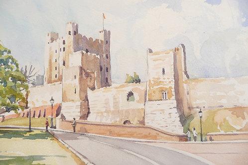 Rochester Castle, Kent, 1996