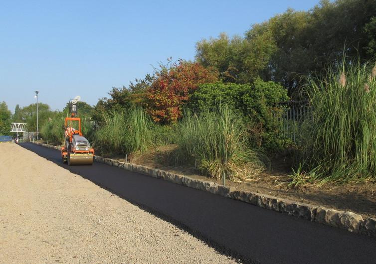 Des Watt Roadways sorts out the new foot