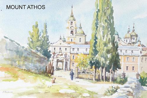 Saint Andreas Monastery, 2005