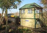 Signal Box, Bird Hide & Viewing Platform