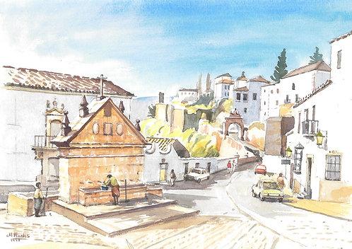 Ronda Village, 1998