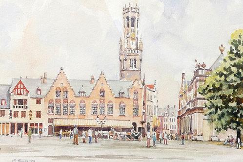 Bruges, 1991