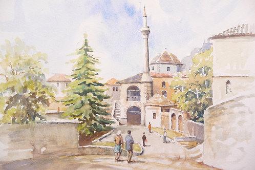 Gjirokaster Mosque, 2005