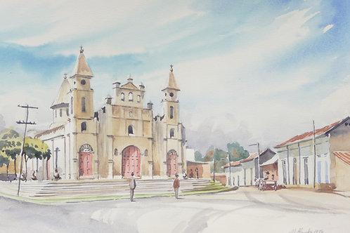 Church in Granada, 1976