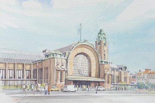 Helsinki Central Station, 1998