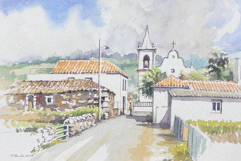 Doze Ribeiras on Terceira Island