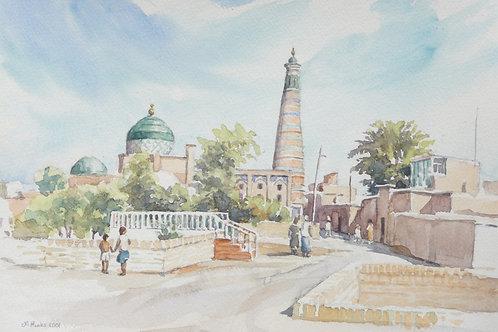 Khiva, 2001