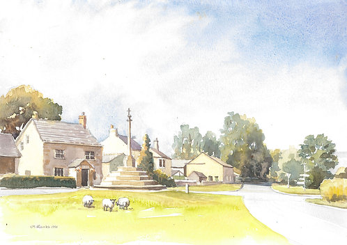 Inglewhite, north of Preston, 1991