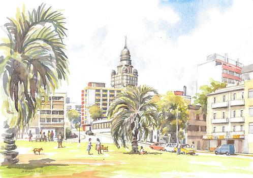 Montevideo, 2003