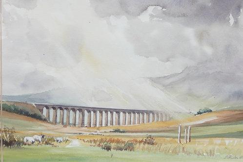 The Ribblehead Viaduct, 1979