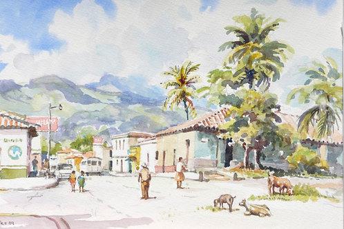Nueva Ocotepeque, 2009