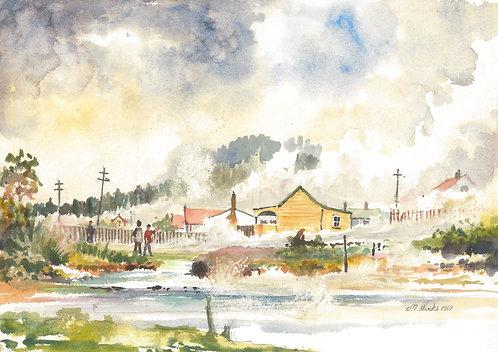 Rotorua, 1969