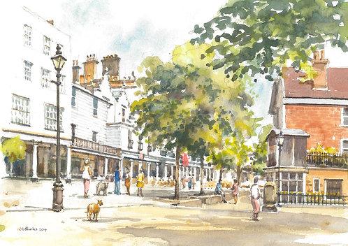 Royal Tunbridge Wells, Kent, 2014