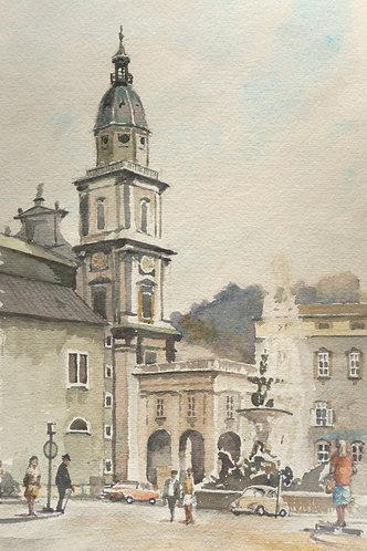 Salzburg, 1968