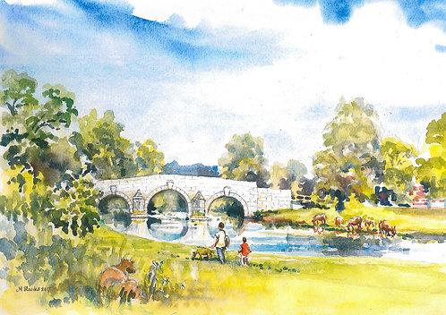 Milton Bridge